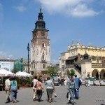 Exploring Krakow