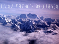 The drama of a scenic flight to Mt Everest