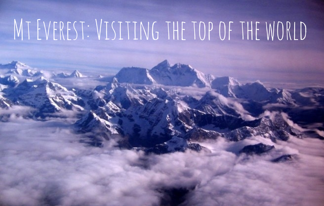 The Drama Of A Scenic Flight To Mt Everest Family Travel Blog Travel With Kids