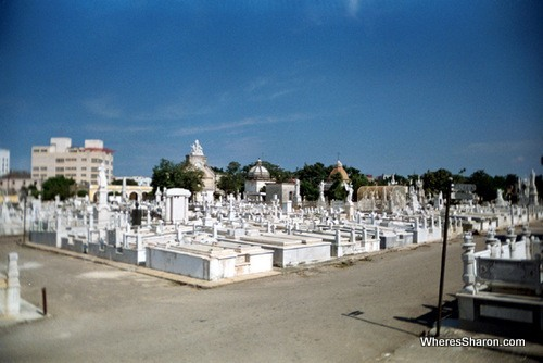 Necropolis Cristobal Colon thing to do in havana