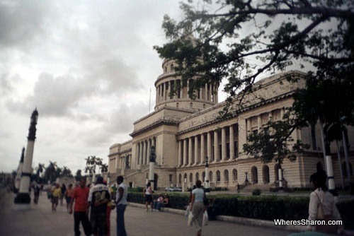 the National Capital Building thing to do in havana