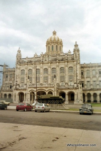 the revolution museum thing to do in havana