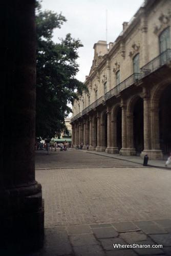 Around Havana Vieja