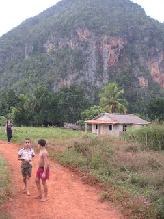 mountains and farms near vinales attractions