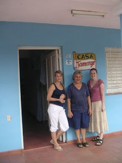outside of home stay attraction in vinales