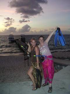 Yay snorkeling!