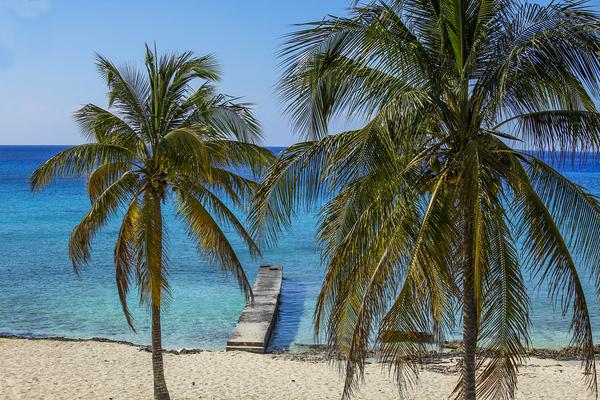Playa Maria la Gorda – beach break in Cuba