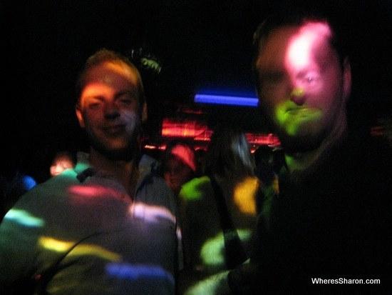 Vientiane night club