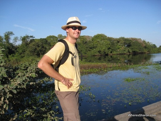 Pantanal wetlands tour brazil