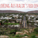 Exploring Australia's red centre in Alice Springs