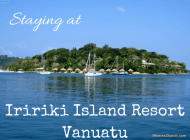 A honeymoon review of the Iririki Island Resort