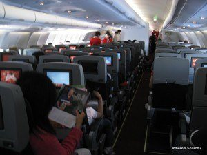 Seats onAir Asia flight to Malaysia from melbourne