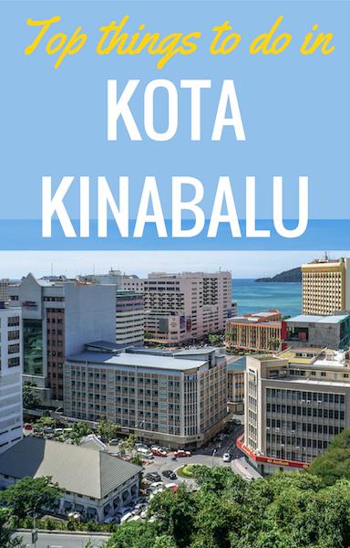 best places to visit in Kota Kinabalu