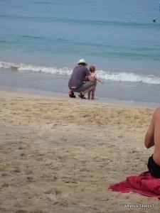 Kata Beach with kids phuket