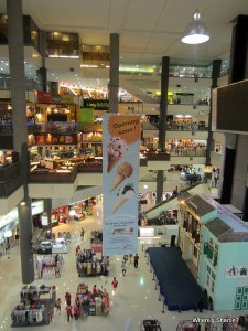 shopping mall georgetown