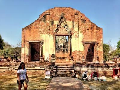 Wat Ratburana Ayutthaya
