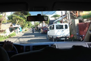 New washington streets in the philippines