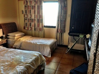 our room at Sampaguita Gardens Resort