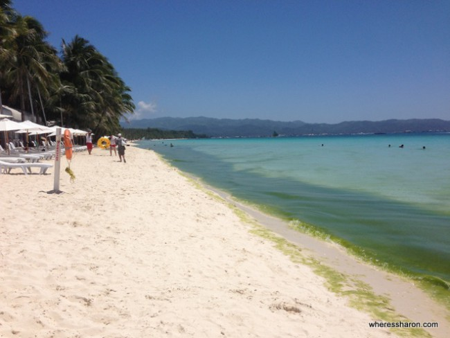 things to do in boracay philippines at white beach
