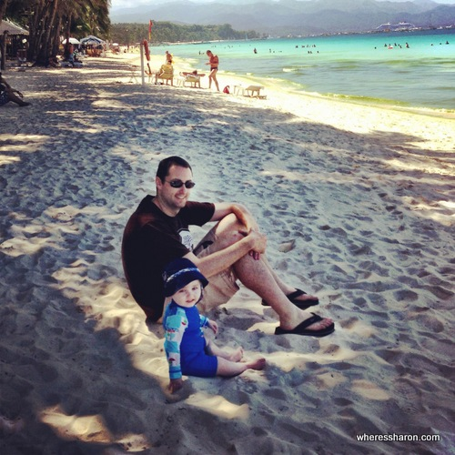 what to do on Boracay white beach