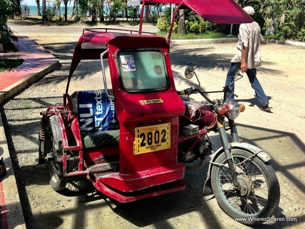 small tricycle roxas city