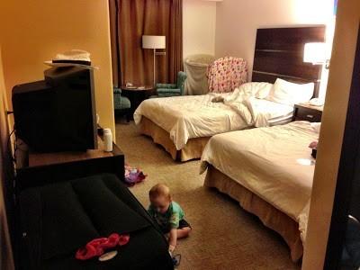 Hotel room in the days hotel iloilo