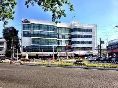 Outside of Atrium Mall and Days Hotel in Iloilo City