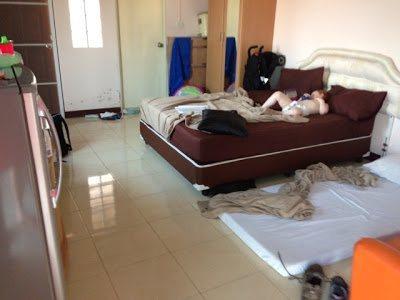 room in Samjai Place Ayutthaya