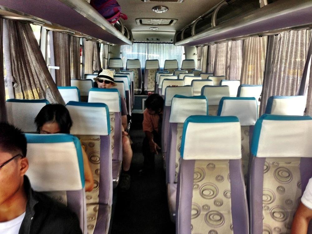 standard bus Roxas City to Iloilo