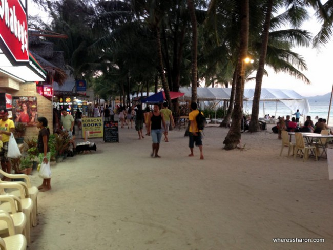 things to do in boracay for kids