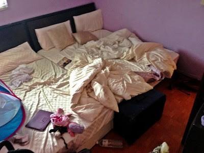 Danshui hostel room