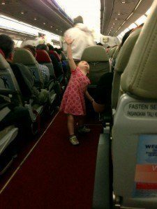 S dancing on the plane