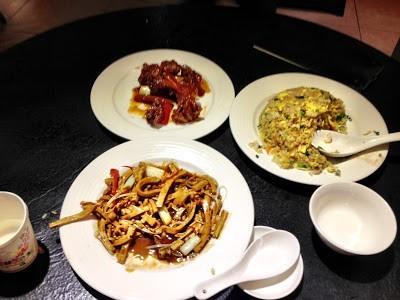 yum cha dinner in taipei