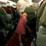 Getting to Singapore – all the joys of flying with two little kids