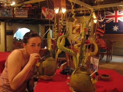 massive cocktail in bali