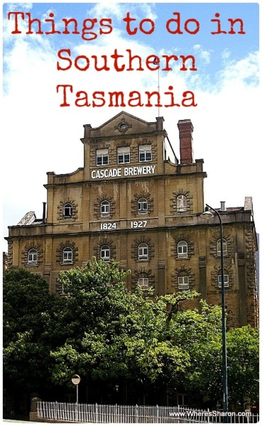 things to do in southern tasmania