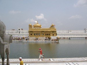 The glorious Golden Temple