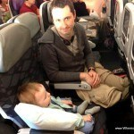 Travelling with an infant on a plane: How to get extra seats
