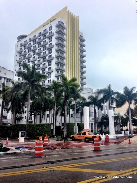 great looking architecture in South Beach, Miami Beach