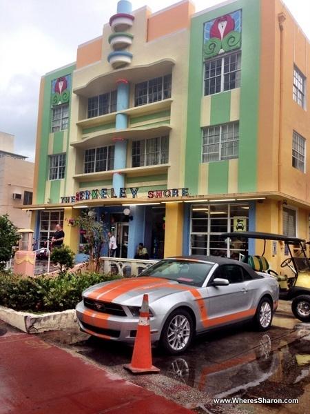 colourful South Beach, Miami Beach