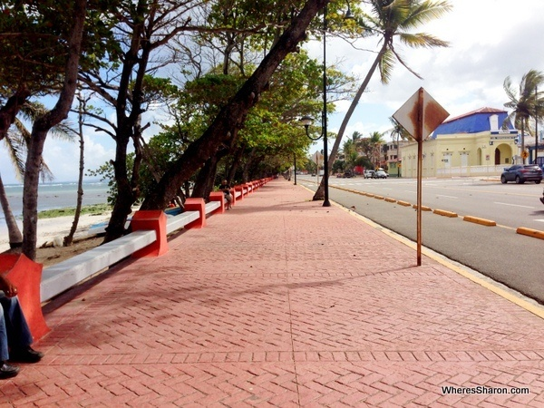 Malecon things to do in Puerto Plata with kids