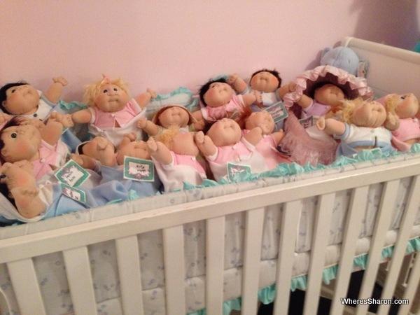 Babyland General Hospital nursery