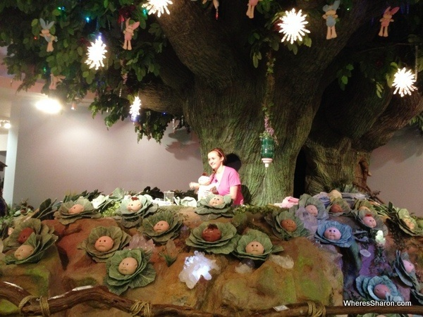 The Hilarious Experience Of Visiting Babyland General