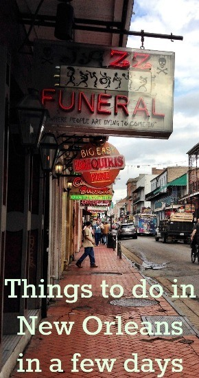 Things To Do In New Orleans A Few Days Family Travel Blog With Kids
