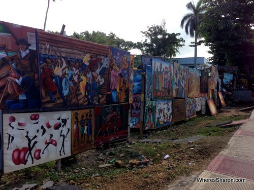 art gallery las terrenas