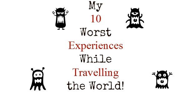 worst travel experience+essay