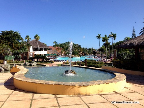 Grand Marien Puerto Plata pools