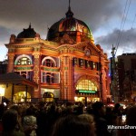 The fabulous White Night Melbourne