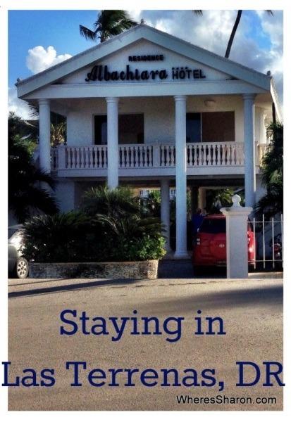 hotel albachiara front