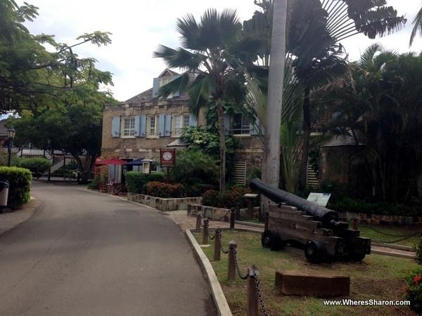 Nelson's Dockyards Antigua
